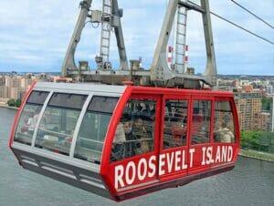 Roosevelt Island Tram New York