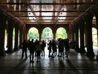 Central Park New Yorkissa - Bethesda Terrace