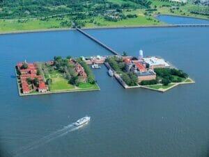 Ellis Island New Yorkissa