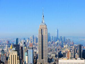 Empire State Building -liput