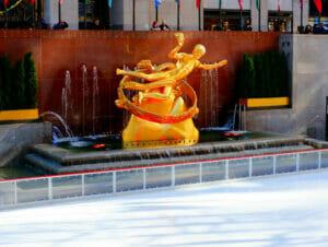 Rockefeller Center New Yorkissa