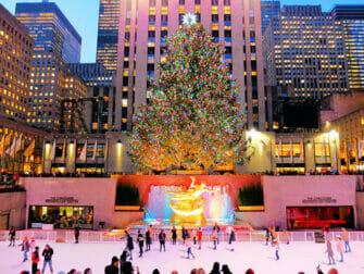 Rockefeller Center New Yorkissa - Luistinrata
