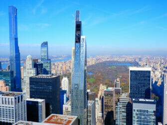 Rockefeller Center New Yorkissa - Top of the Rock