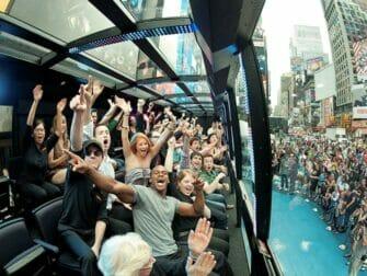 The Ride New Yorkissa - Aalto
