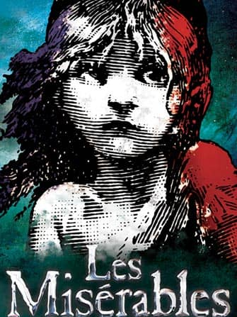 Les Miserables -musikaali New York Cityssa