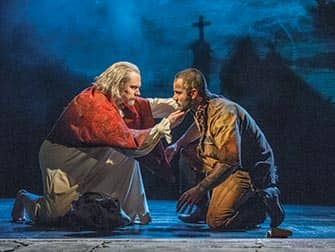 Les Miserables -musikaali Broadwaylla