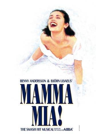 Mamma Mia Broadwaylla New York Cityssa