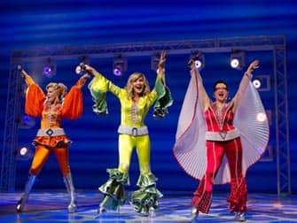 Mamma Mia Broadway-musikaali New Yorkissa