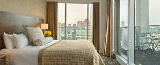 Wyndham Garden Chinatown Hotel New Yorkissa
