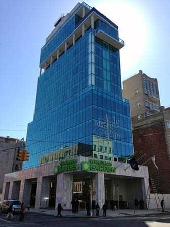 Wyndham Hotel New Yorkissa - rakennus