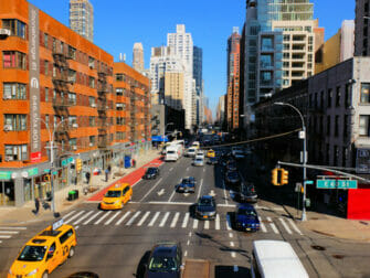 Shoppailu Upper East Sidella New Yorkissa - Katukuvaa