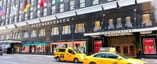 Shoppailua Upper East Sidella New Yorkissa