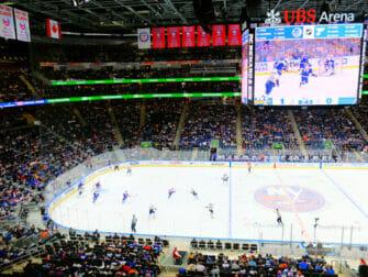 New York Islanders -Ottelu