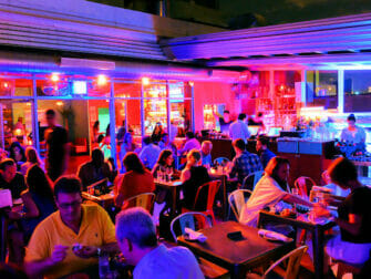 Paras meksikolainen ruoka New Yorkissa   Cantina Rooftop Restaurant