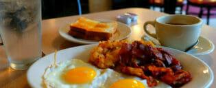 Aamiainen New Yorkissa