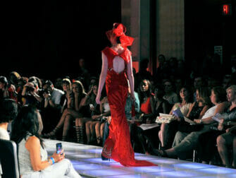 Couture Fashion Week NYC - Andres Aquino
