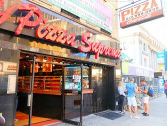 Paras pizza New Yorkissa - NY Pizza Suprema