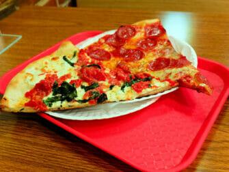 Paras pizza New Yorkissa - NY Pizza Suprema pizzapaloja