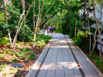 Puistot New Yorkissa - High Line Park