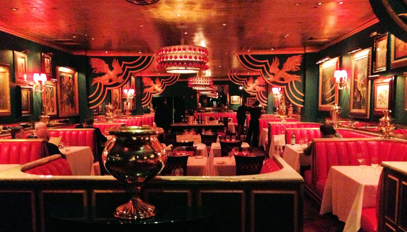 Russian Tea Room New Yorkissa