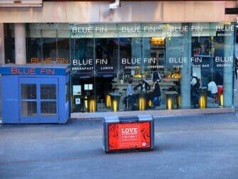 Sushi New Yorkissa - Blue Fin