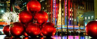 Joulunalusaika New Yorkissa