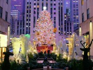 Joulu New Yorkissa