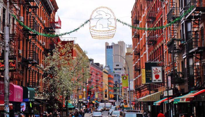 Pääsiäinen New Yorkissa - Little Italy