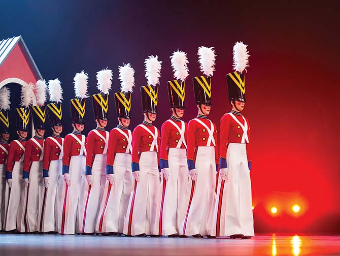 Radio City Christmas Spectacular -liput - Lelusotilaat