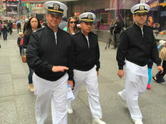 Fleet Week New York Cityssa toukokuussa