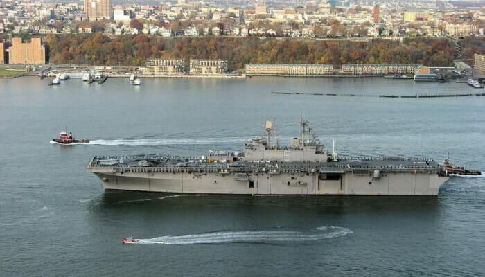 New York City Fleet Weekin alus