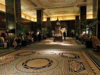 waldorf astoria hotelli new yorkissa
