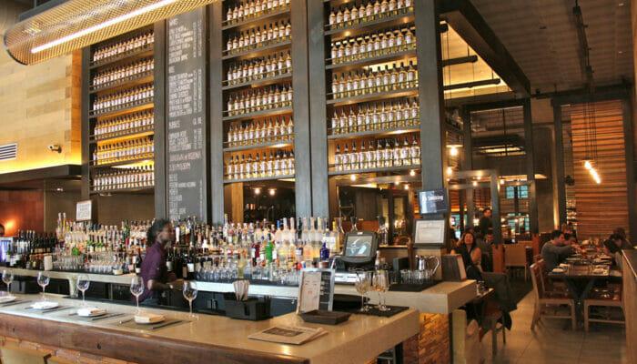 Romanttisia ravintoloita ja baareja New Yorkissa - Gansevoort Park Avenue