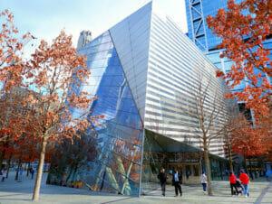 911 Memorial -museo New Yorkissa