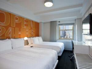 Hotelli Row New Yorkissa