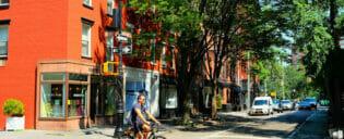Greenwich Village New Yorkissa
