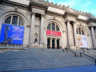 New York Explorer Pass - Metropolitan museo New York
