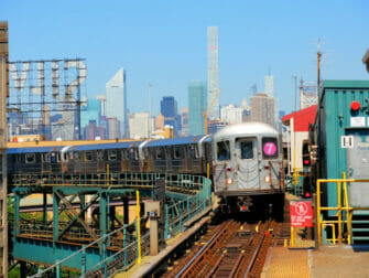 Long Island City -juna