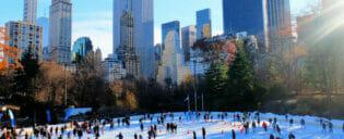 Uudenvuodenpaiva New Yorkissa
