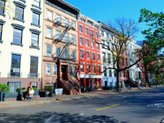 New York City ja East Village