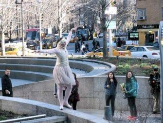 The Ride New Yorkissa - Esitys