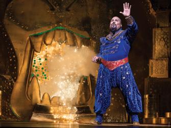 Aladdin Broadway-liput - Henki