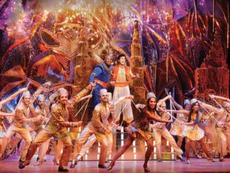 Aladdin Broadway-liput - Henki ja Aladdin
