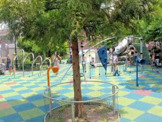 Leikkipuisto Union Square New York