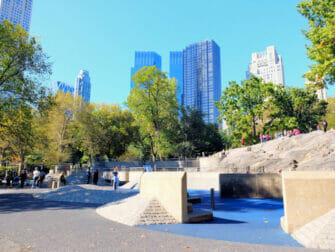 Central Park -leikkipuisto New York