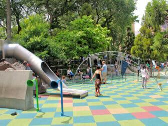 Union Square -leikkipuisto New Yorkissa