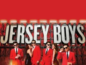 Jersey Boys -liput New Yorkissa