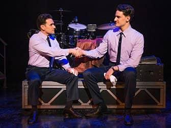Jersey Boys -liput New Yorkissa - Kädenpuristus