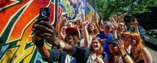 Hip Hop -kierros New York