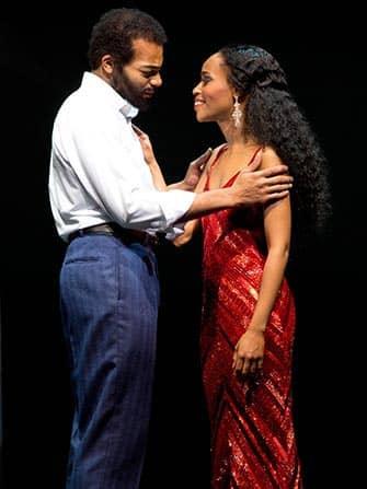 Motown -musikaali Broadwaylla New Yorkissa